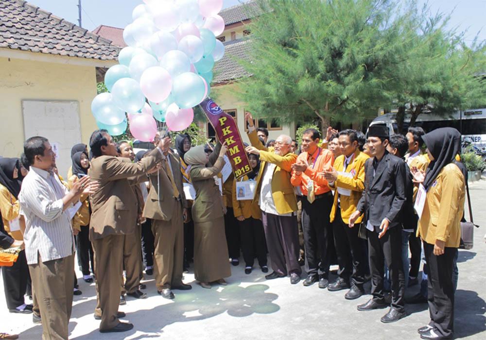 PKKMB 2015: SELAMAT DATANG MAHASISWA BARU